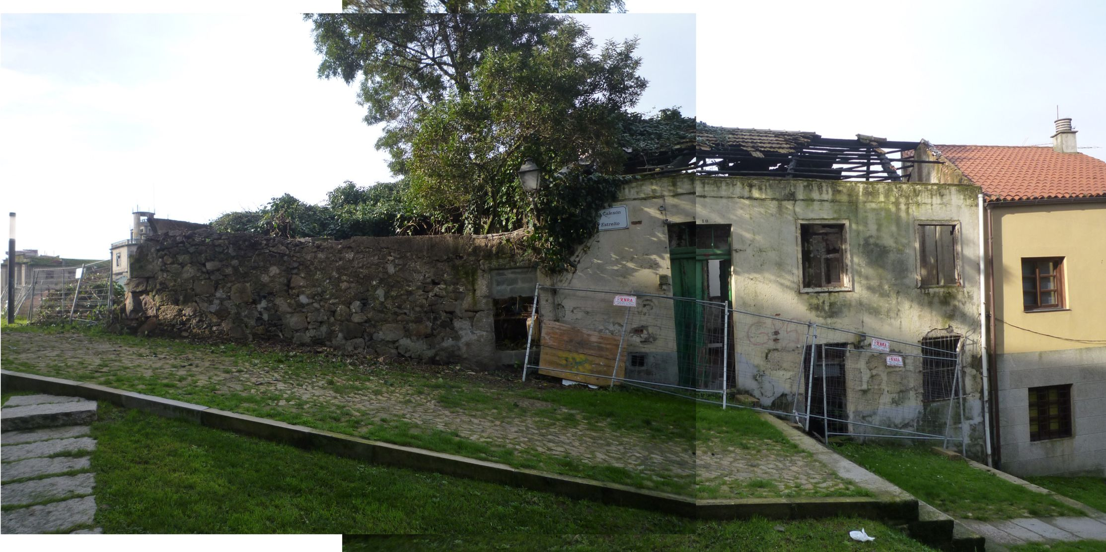 Casco Vello Vigo