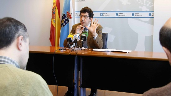 López-Chaves informa do inicio dun novo concurso de aluguer para 5 baixos comerciais na zona alta do Casco Vello de Vigo