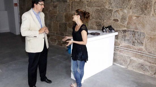 López-Chaves visita os últimos cinco locais ofrecidos en aluguer no Casco Vello