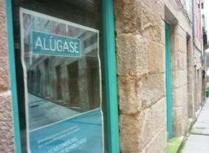 local comercial dispoñible na rúa Abeleira Menéndez, 24