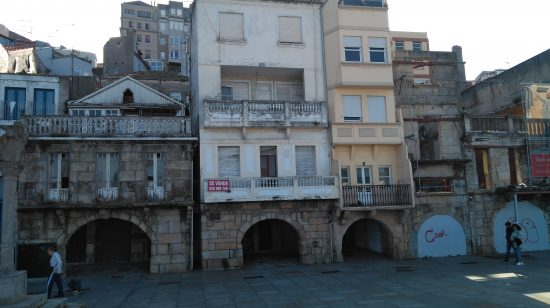 O Consorcio Casco Vello de Vigo adquire o seu sexto inmoble na Ribeira do Berbés