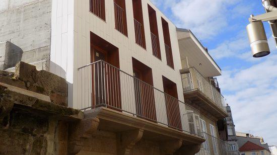 "Ferrería 45-47, premio ""Gran de Area de Aportación á Arquitectura"""