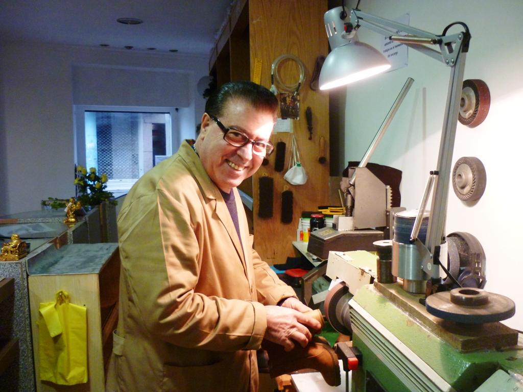 Francesco Carini, traballando
