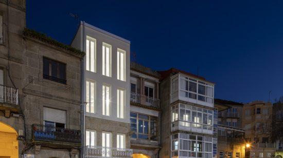 O Consorcio do Casco Vello pon en marcha o proceso de adxudicación de tres novas vivendas