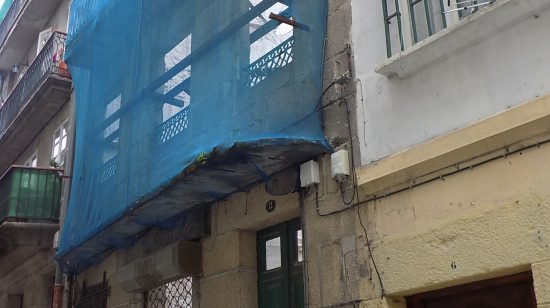 O Consorcio Casco Vello de Vigo inicia as obras da promoción Cruz Verde 8