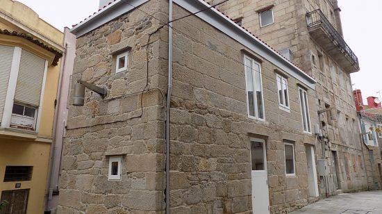 """O emprego da luz cenital outorga a Ferrería 8 un dos premios """"Gran de Area"""" dos arquitectos do sur de Galicia"""