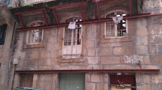 O  CCVV pecha o ano coa adquisición do edificio situado no número 16 de Abeleira  Menéndez