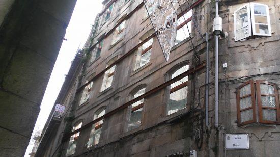 Tres novas compras do CCVV permitirán recuperar 924 m2 para futuras vivendas de promoción pública